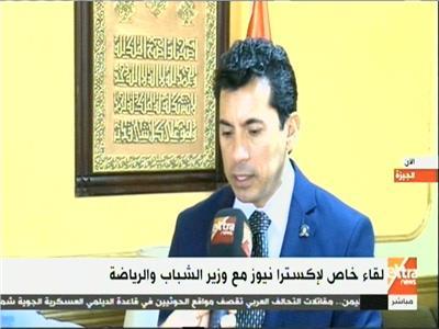 فيديو| وزير الشباب: إقامة النسخة الـ5 من ماراثون زايد على أرض مصر