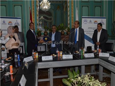 بروتوكول تعاون مشترك بين جامعة عين شمس وشركة « unlimited  press»