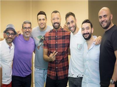 أحمد الشامي: تعاقدنا مع ياسر خليل على إنتاج 3 ألبومات لـ«واما»