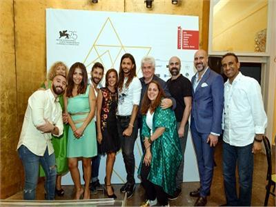 «بعلم الوصول» يفوز بجائزة شركة Lagoonie في مهرجان فينيسيا