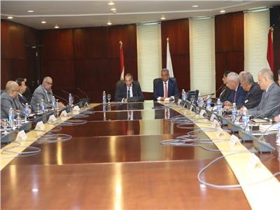 اجتماع مجلس إدارة هيئة البريد بتشكيله الجديد