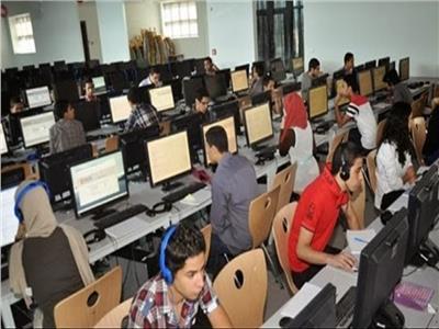 ٧٦ ألف طالب من الدور الثاني يسجلون رغباتهم بجامعة الأزهر