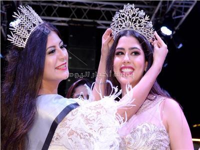 صور| يمنى محمد ملكة جمال العرب مصر 2019