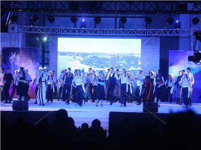 صور.. العالم يرقص على أنغام السمسمية فى مهرجان الاسماعيلية للفنون الشعبية
