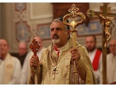 بطريرك السريان الكاثوليك يحتفل بالقداس الأول لمولد العذراء في حلب