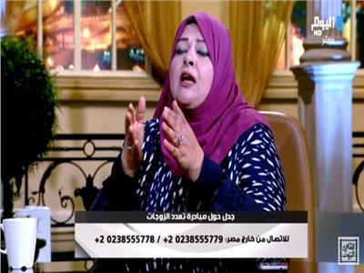 شاهد| «أبوشنب» تدعو الرجال لضرب زوجاتهم.. وسما المصري ترد عليها