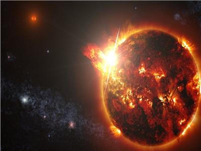 عاصفة شمسية تضرب الأرض الأسبوع المقبل