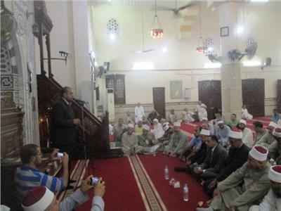 شمال سيناء تحتفل بالعام الهجري الجديد