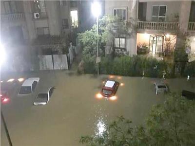 استعدادات خاصة من «القاهرة الجديدة» لمنع غرق التجمع الخامس في الشتاء