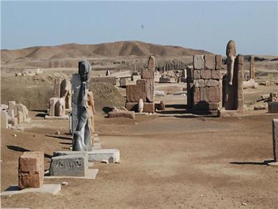 صور| «تانيس».. تعرف على تاريخ «المدينة المفقودة» بالشرقية
