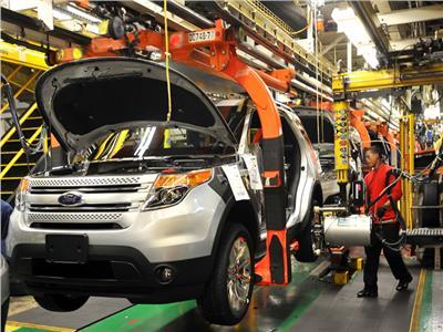 قطاع السيارات في أمريكا يعزز الناتج الصناعي خلال شهر أغسطس