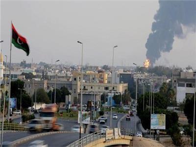 انقطاع الكهرباء عن مناطق في ليبيا جراء تجدد القتال