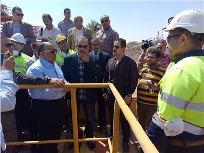 وزير التنمية المحلية: الدولة لديها نظرة مستقبلية لتنمية الصعيد