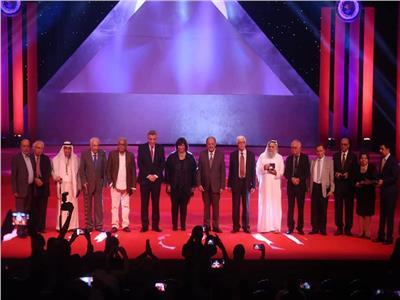 صور| ختام الدورة الفضية لمهرجان القاهرة للمسرح المعاصر والتجريبي