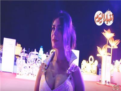 فيديو| رانيا منصور: انتظروني في دور سينمائي جديد