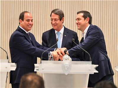 الرئاسة: السيسي يزور «كريت» لحضور القمة المصرية القبرصية اليونانية «الأربعاء»