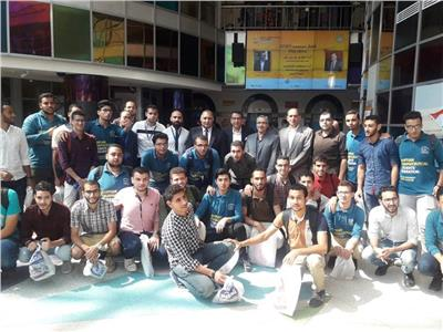 صيدلة الأزهر بالقاهرة تنظم زيارة لمستشفى سرطان الأطفال 57357
