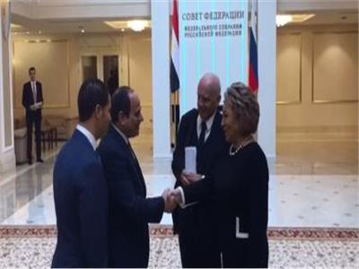 عاجل| السيسي: روسيا كانت دائماً أول من قدم يد العون لمصر لاستعادة الأرض المحتلة