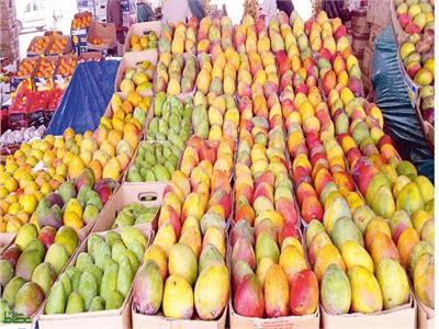 أسعار «المانجو» بسوق العبور اليوم
