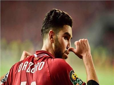 رغم الإيقاف الإفريقي.. «أزارو» يعود لمنتخب المغرب