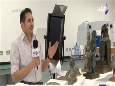 فيديو| حسين كمال: إنشاء 6 معامل ترميم داخل المتحف المصري الكبير