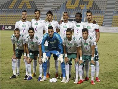 غياب ثلاثي المصري عن مباراة حرس الحدود