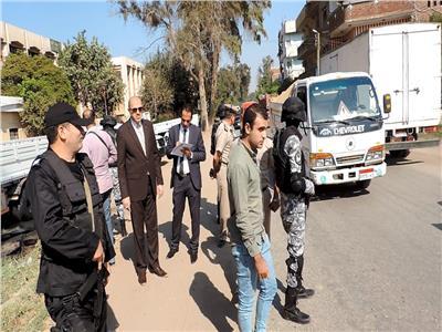 ضبط 15 متهمًا بحوزتهم أسلحة ومخدرات في حملة أمنية بالقليوبية