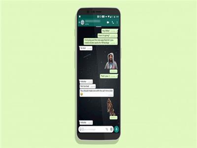 شاهد | تطبيق جديد من «واتساب» يحول الصور إلى ملصقات