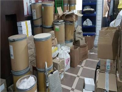 ضبط 40 ألف قطعة مستلزمات طبية غير صالحة للاستخدام الآدمي بالإسكندرية