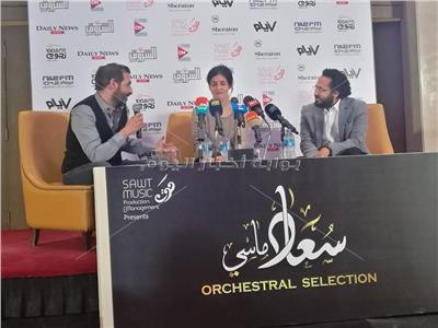 سعاد ماسي: الجمهور المصري ذواق للغناء والموسيقى
