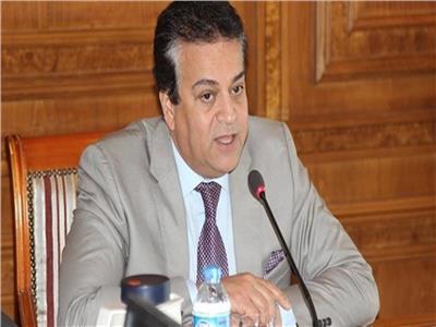 وزير التعليم العالي يعلن إنشاء «دار مصر» بالمدينة الجامعية في باريس