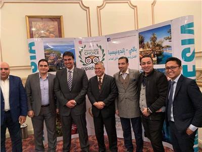 سفير إندونيسيا بالقاهرة يبحث مع 50 شركة سياحة فرص التعاون المشترك