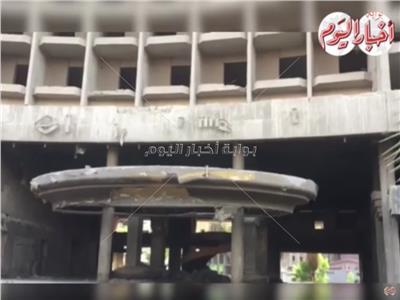 «فندق سياج».. أعوام من الإهمال خلفها «وكر للبلطجية»