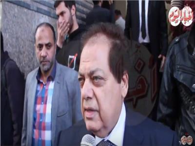 «أبو العنين»: إبراهيم سعده كان صحفيًا أمينًا في رسالته.. فيديو