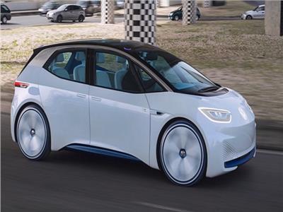 بالفيديو..«فولكس فاجن» تطلق سيارة كهربائية تشبه مركبات الخيال العلمي