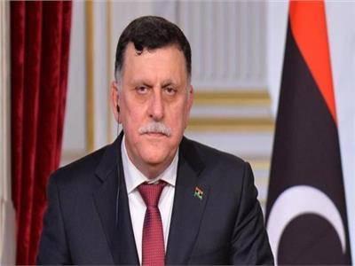 بعد الهجوم الإرهابي.. السراج يتفقد مقر الخارجية في طرابلس
