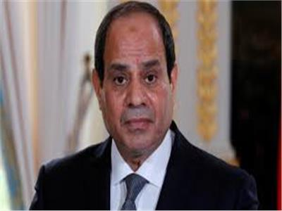 الرئيس السيسي: «خلوا بالكم من صحة أولادكم في موضوع الأنيميا»