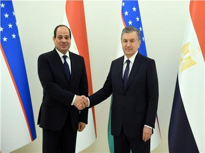 مستشار رئيس أوزباكستان في القاهرة الأسبوع المقبل