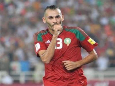 مهاجم المنتخب المغربي على أعتاب الزمالك