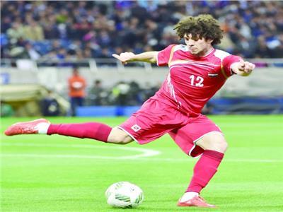 صور| لاعبو الدوري المصري يشاركون بأمم آسيا 2019