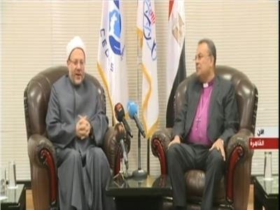 فيديو| مفتي الجمهورية: نحترم كل قيادة دينية واعية