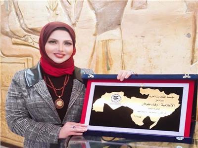 وفاء طولان ضمن أكثر 10 شخصيات تأثيرًا في مصر