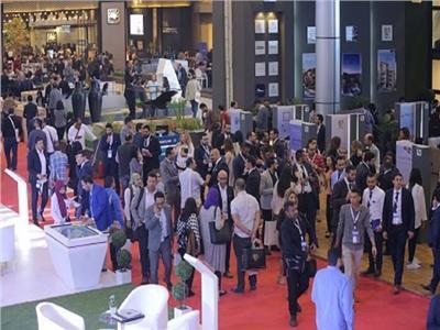 هيئة المجتمعات العمرانية وسيتي إيدج يشاركان بجناح في المعرض الدولي للعقارات