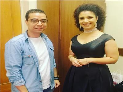 حوار| نسمة محجوب: أتمنى الغناء مع ماجدة الرومي وكاظم.. وهذا سر «لوك شعري»