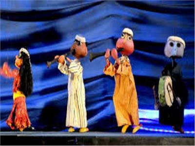 عرض «الليلة الكبيرة» بمسرح الشاعر في شارع المعز