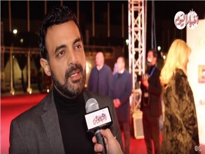 فيديو  عمرو محمود ياسين: انتظروا كوميديا جديدة