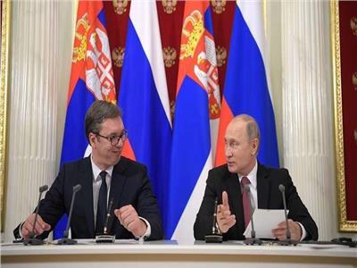 الاحتجاجات ضد الرئيس الصربي تدخل أسبوعها السادس قبل زيارة «بوتين»