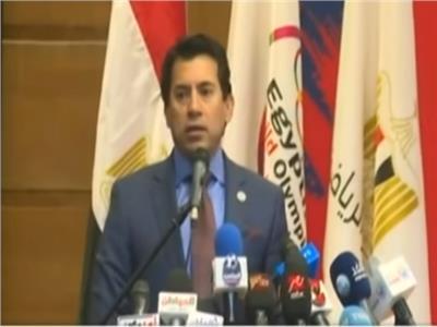 فيديو| صبحي: رفع قيمة جائزة دورة الألعاب الأوليمبية للطفل المصري