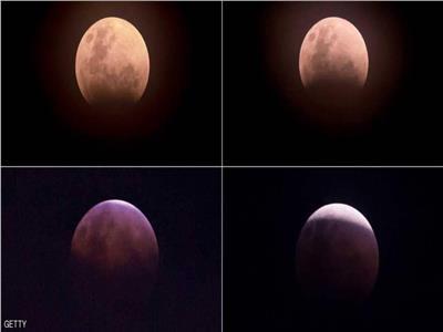 ترقب لخسوف قمر «الذئب الدموي العملاق»