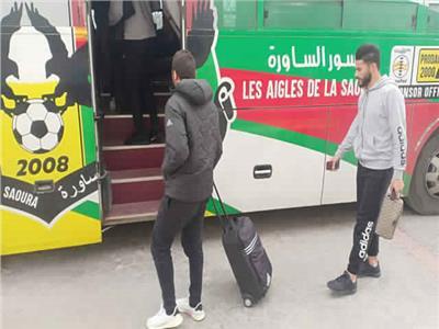 الأهلي يغادر «بشار» متجها للعاصمة الجزائرية